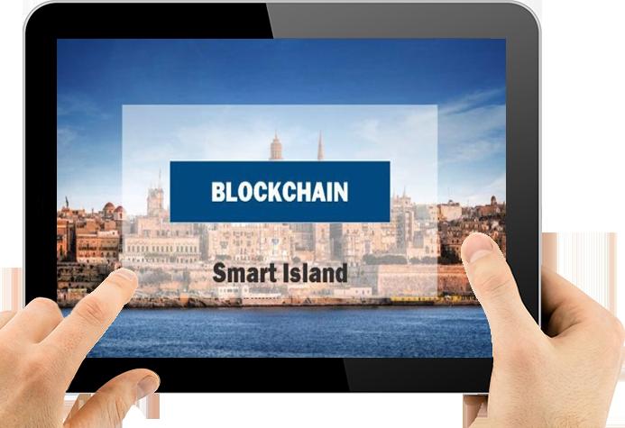 Malta Business - Agency Blockchain-island-1 ICT e Blockchain