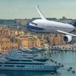 Registrazione aeroplani yacht nautica