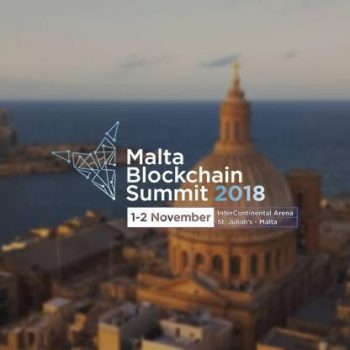 Malta Business - Agency Malta-Blockchain-Summit-2018-1-350x350 Al via la prima edizione del Malta Blockchain Summit news  summit malta intercontinental business blockchain 2018
