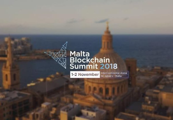 Malta Business Malta-Blockchain-Summit-2018-1-600x416 Al via la prima edizione del Malta Blockchain Summit news  summit malta intercontinental business blockchain 2018