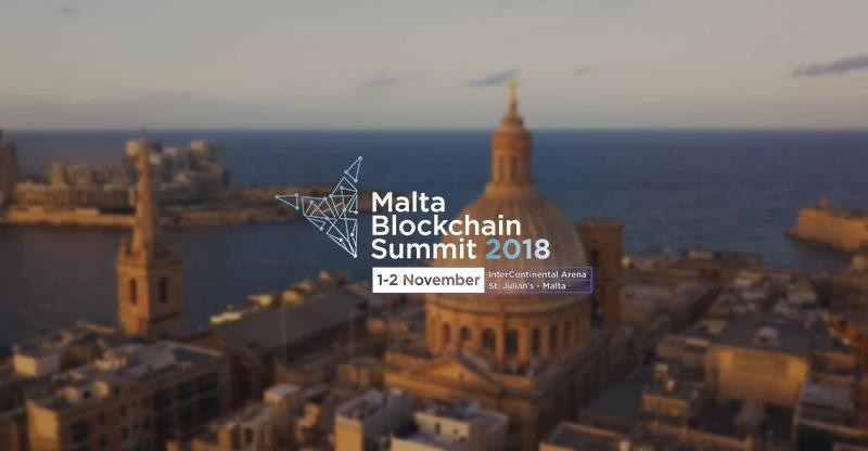 Malta Business - Agency Malta-Blockchain-Summit-2018-1 Malta Blockchain Summit 2018 inaugural launch news  summit malta intercontinental business blockchain 2018